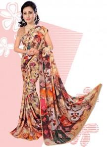Digital Print Daily And Casual Wear Saree