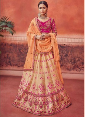 9124d785f52 ... Source · Lehenga Choli Fancy Lehenga Choli With Light Work Dupatta  Source · Shopyvate Embroidered Semi Stitched ...
