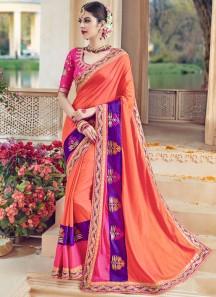 Impressive Designer Traditional Saree For Wedding